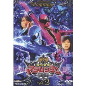 魔法戦隊マジレンジャー VOL.2 [DVD] starclub
