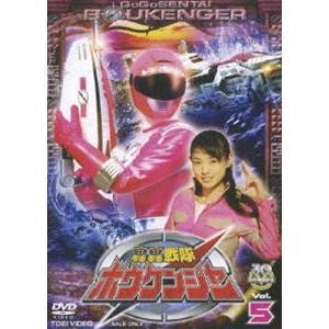 轟轟戦隊ボウケンジャー VOL.5 [DVD]|starclub