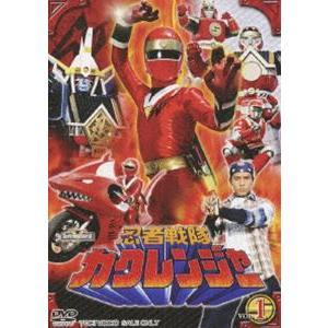 忍者戦隊カクレンジャー Vol.1 [DVD]|starclub