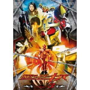 仮面ライダー キバ Volume.3 [DVD]|starclub