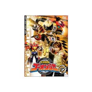 炎神戦隊ゴーオンジャー Vol.7 [DVD]|starclub