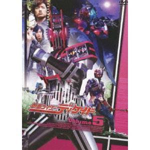 仮面ライダー ディケイド Volume.5 [DVD] starclub