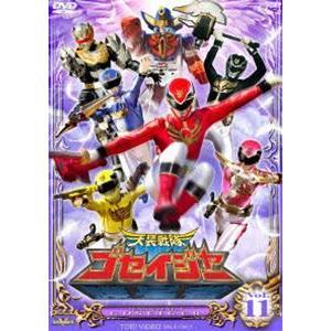 天装戦隊ゴセイジャー Vol.11 [DVD]|starclub