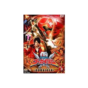 海賊戦隊ゴーカイジャー VOL.2 [DVD]|starclub