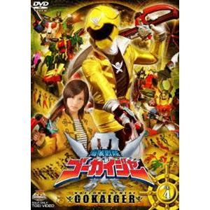 海賊戦隊ゴーカイジャー VOL.4 [DVD]|starclub