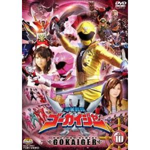 海賊戦隊ゴーカイジャー VOL.10 [DVD]|starclub