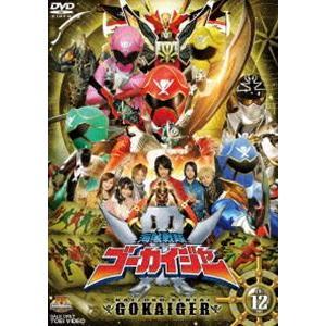 海賊戦隊ゴーカイジャー VOL.12 [DVD]|starclub