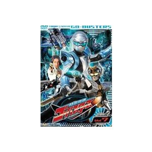特命戦隊ゴーバスターズ VOL.7 [DVD]|starclub