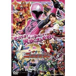 スーパー戦隊シリーズ 手裏剣戦隊ニンニンジャー VOL.5 [DVD] starclub