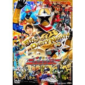 スーパー戦隊シリーズ 手裏剣戦隊ニンニンジャー VOL.6 [DVD] starclub