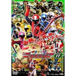 スーパー戦隊シリーズ 手裏剣戦隊ニンニンジャー VOL.11 [DVD] starclub