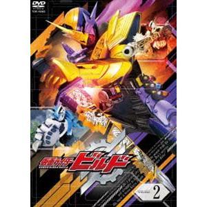 仮面ライダービルド VOL.2 [DVD]|starclub