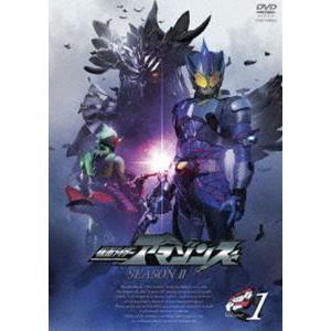 仮面ライダーアマゾンズ SEASON2 VOL.1 [DVD]|starclub