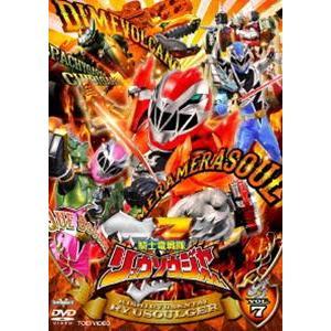 スーパー戦隊シリーズ 騎士竜戦隊リュウソウジャー VOL.7 [DVD]|starclub