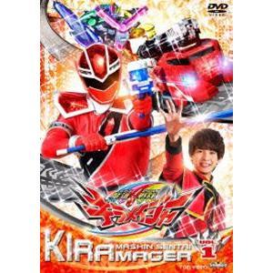 スーパー戦隊シリーズ 魔進戦隊キラメイジャー VOL.1 [DVD]|starclub