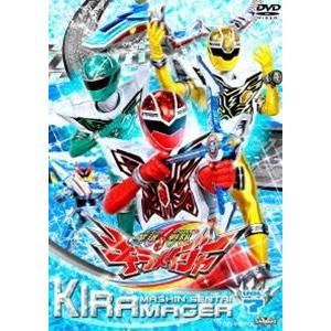 スーパー戦隊シリーズ 魔進戦隊キラメイジャー VOL.7 [DVD]|starclub