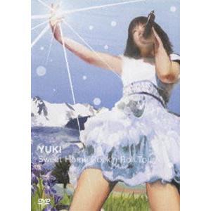 YUKI/Sweet Home Rock'n Roll Tour [DVD]|starclub