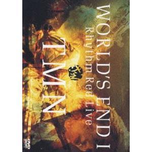 TM NETWORK/WORLD'S END Rhythm Red Live [DVD]|starclub