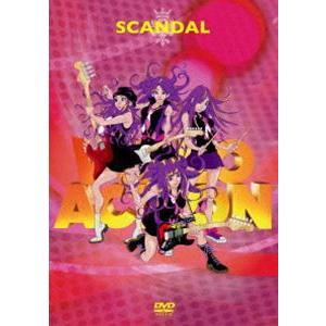 SCANDAL/VIDEO ACTION [DVD]|starclub