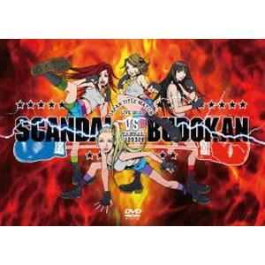 SCANDAL JAPAN TITLE MATCH LIVE 2012 -SCANDAL vs BUDOKAN- [DVD]|starclub