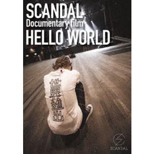 "SCANDAL ""Documentary film「HELLO WORLD」"" [DVD]|starclub"