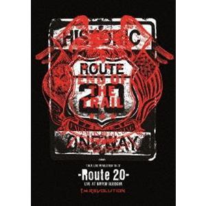 T.M.Revolution/T.M.R. LIVE REVOLUTION'16-'17 -Route 20 BUDOKAN [DVD]|starclub