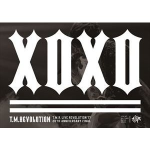 T.M.Revolution/T.M.R. LIVE REVOLUTION'17 -20th Anniversary FINAL at Saitama Super Arena-(通常盤) [DVD]|starclub