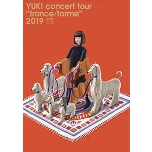 "YUKI concert tour""trance/forme""2019 東京国際フォーラム ホールA [DVD]|starclub"