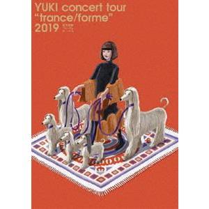 "YUKI concert tour""trance/forme""2019 東京国際フォーラム ホールA(初回生産限定盤) [Blu-ray]|starclub"