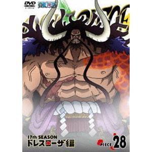 ONE PIECE ワンピース 17THシーズン ドレスローザ編 piece.28 [DVD]|starclub