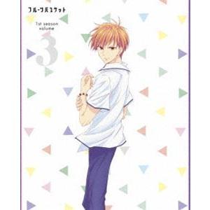 フルーツバスケット 1st season Vol.3(BD) [Blu-ray]|starclub