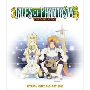 OVA「テイルズ オブ ファンタジア THE ANIMATION」スペシャルプライス Blu-ray Disc [Blu-ray]|starclub