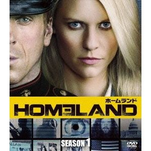 HOMELAND/ホームランド シーズン1 <SEASONSコンパクト・ボックス> [DVD]|starclub