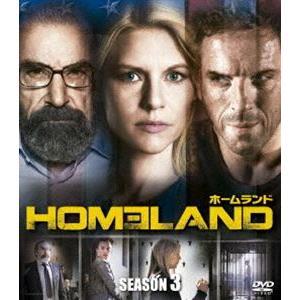 HOMELAND/ホームランド シーズン3〈SEASONSコンパクト・ボックス〉 [DVD]|starclub