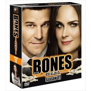BONES -骨は語る- シーズン11<SEASONSコンパクト・ボックス> [DVD]|starclub