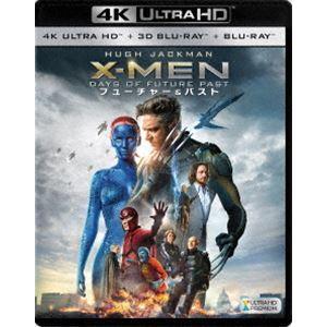 X-MEN:フューチャー&パスト<4K ULTRA HD+3D+2Dブルーレイ>(4K ULTRA HD Blu-ray) [Ultra HD Blu-ray]|starclub