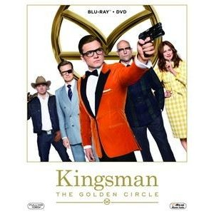キングスマン:ゴールデン・サークル 2枚組ブルー...の商品画像