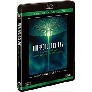 インデペンデンス・デイ ブルーレイコレクション [Blu-ray]|starclub