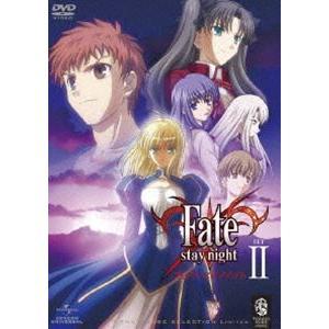 Fate/stay night DVD_SET2 [DVD] starclub
