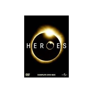 HEROES コンプリートDVD-BOX [DVD]|starclub