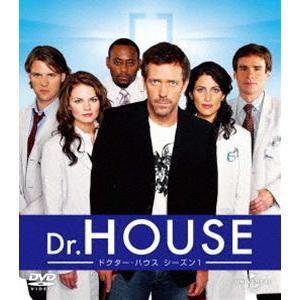 Dr.HOUSE/ドクター・ハウス シーズン1 バリューパック [DVD] starclub