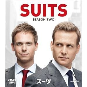 SUITS/スーツ シーズン2 バリューパック [DVD]|starclub