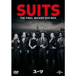 SUITS/スーツ ファイナル・シーズン DVD-BOX [DVD]|starclub