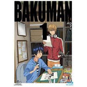 バクマン。 第1巻(初回限定版) [Blu-ray]|starclub