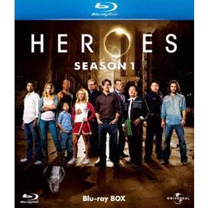 HEROES シーズン1 ブルーレイBOX [Blu-ray]|starclub