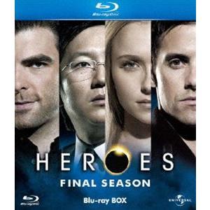 HEROES ファイナル・シーズン ブルーレイBOX [Blu-ray]|starclub