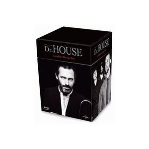 Dr.HOUSE/ドクター・ハウス コンプリート ブルーレイBOX<初回限定生産> [Blu-ray] starclub