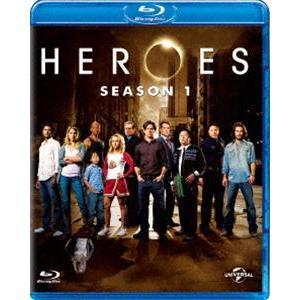 HEROES/ヒーローズ シーズン1 ブルーレイ バリューパック [Blu-ray]|starclub