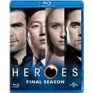 HEROES/ヒーローズ ファイナル・シーズン ブルーレイ バリューパック [Blu-ray]|starclub