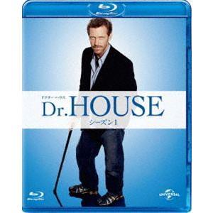 Dr.HOUSE/ドクター・ハウス シーズン1 ブルーレイ バリューパック [Blu-ray] starclub